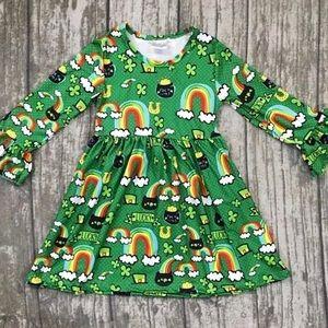 Other - Girls St Patrick's Day Dress